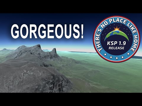Kerbal Space Program 1.9 RELEASED - But Where Is KSP 2 ?