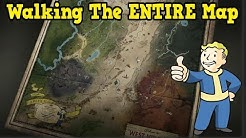 How Long Does It Take To Walk The ENTIRE Fallout 76 Map?