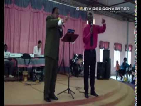 Bishop J G Makwakwa - Dominion Part 1