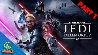 Star Wars: Jedi Fallen Order with Chris - Stream 1