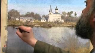 Сергей Андрияка. Скит на Клязьме