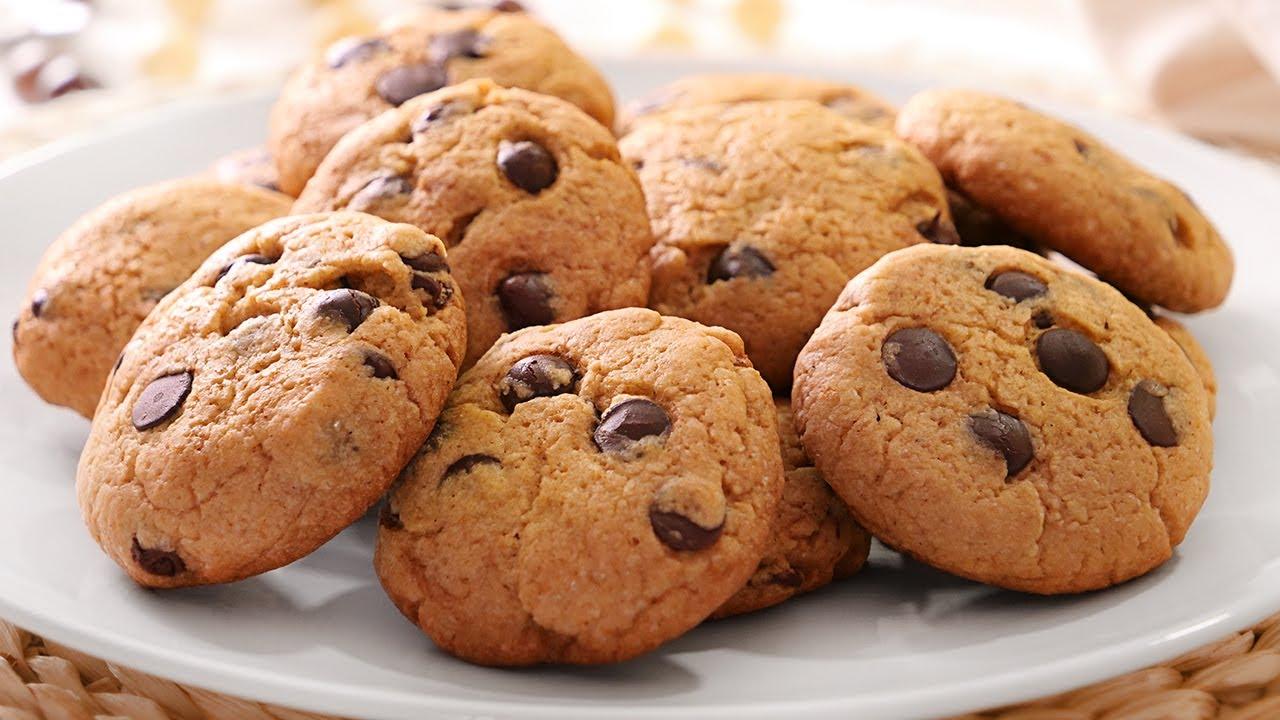 Galletas con Chips de Chocolate SIN HORNO | Chocolate Chip Cookies