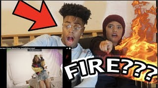 SHE DISSED NICKI?!? Bruno Mars - Finesse (Remix) [Feat. Cardi B] [Official Video] REACTION