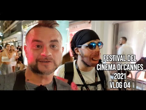 Daily Vlog 04 - Festival di Cannes 2021 #CineFacts.it