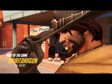Overwatch Mccree Meme | ITS HIGH NOON!!