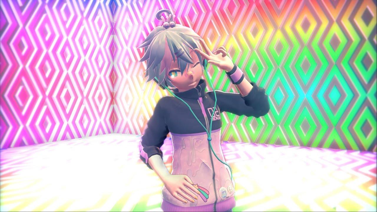 【MMD】 Pastel Len ~ Francium (+DL)