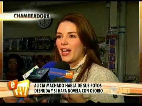 Alicia Machado quiere depilar a Mela la Melaza, y hasta Satcha termina en medio from YouTube · Duration:  4 minutes 54 seconds