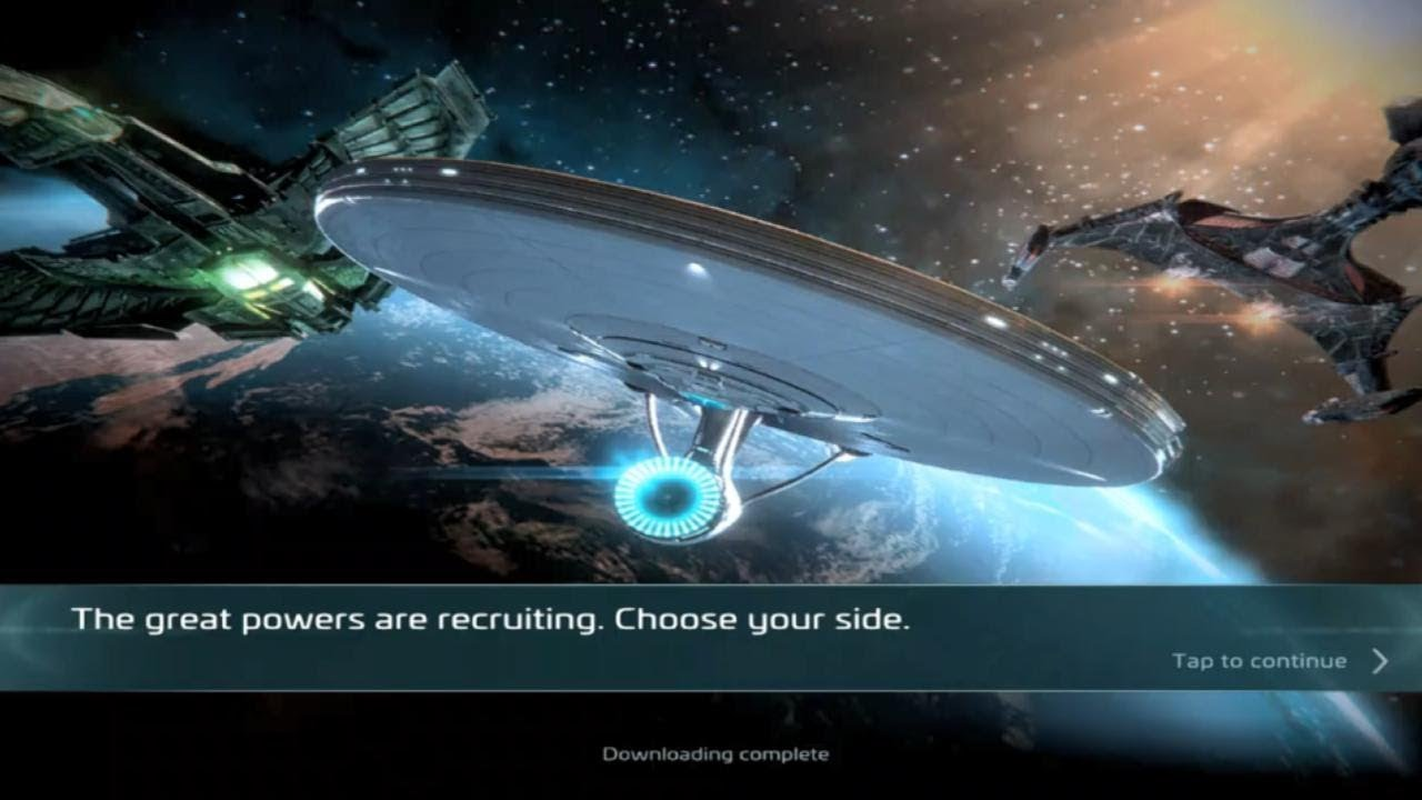 Star Trek Fleet Command – Billy Knight