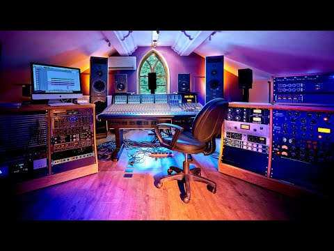 Woodworm Studios Tour Around A Residential Recording Studio With Owner / Engineer Stuart Jones