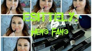Esittelyssä: HF - Heng Fang Jumbo Lip Crayons Thumbnail
