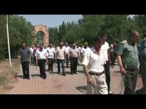 Ветераны Афганской войны Армении