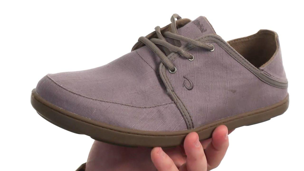 OluKai Nohea Lace Twill Men Sneakers OluKai