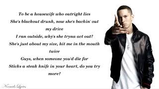 Good guy - Eminem (Lyrics)