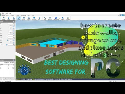 Dreamplan Home Design Adding And Editing Stories Tutorial Youtube