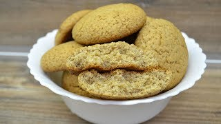🍪 Вкусное ОВСЯНОЕ печенье🍪 Печенье БЕЗ ЯИЦ
