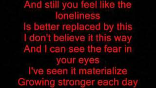 All That Remains-Two Weeks (lyrics)