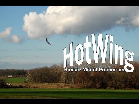 RC HotWing 1200 Hacker model