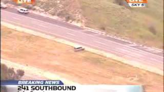 Car Chase -- Benny Hill Version