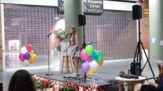 Mariah Larronde - Taylor the Latte Boy Cover