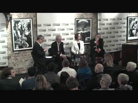 Funding Education for Syrian Child Refugees – with Gordon Brown, Julia Gillard & Kevin Watkin #108