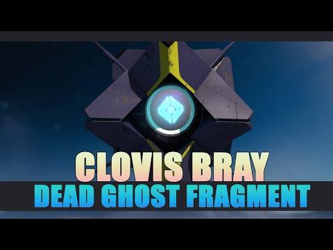 Destiny: The Taken King - Dead Ghost Clovis Bray Location Guide