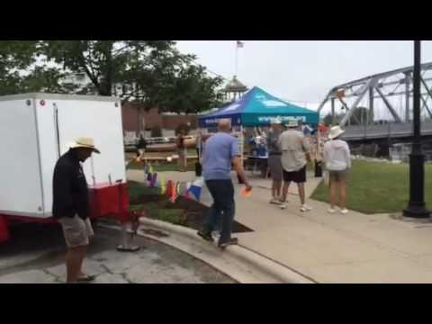 Maritime On Madison Wooden Boat Show