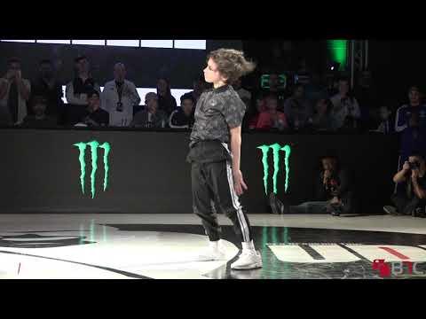 Kid Dynamite Vs Lorenzo - Finals  Youth Battle - Silverback Open 2018 - Pro Breaking Tour - BNC