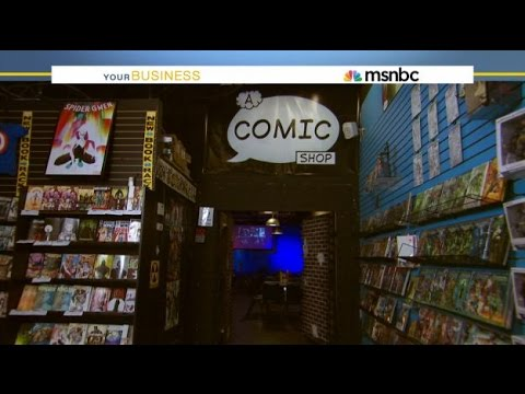 Comic Book Speakeasy: How To Attract A Wider Audience by OPEN Forum