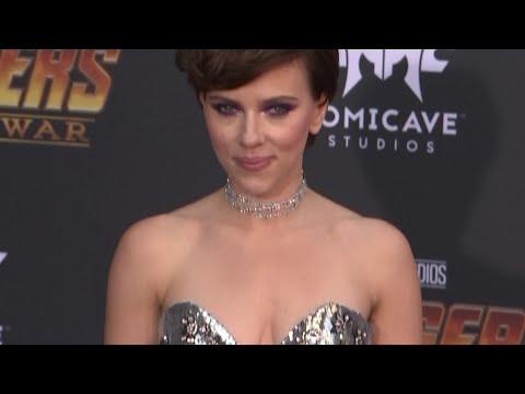 Women 'Avengers' sparkle on purple carpet
