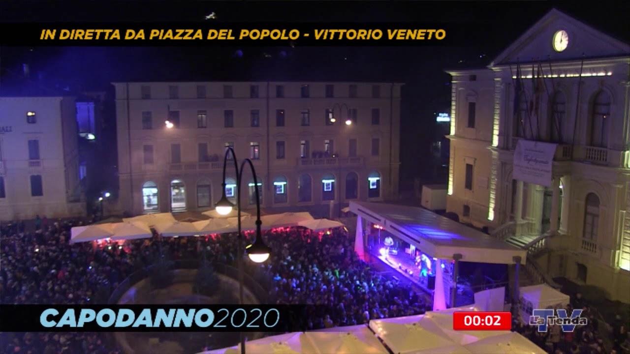 Capodanno 2020 - In diretta da Vittorio Veneto