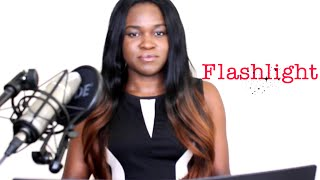 Video Flashlight - Jessie J (Cover by Am-Bess) download MP3, 3GP, MP4, WEBM, AVI, FLV April 2018