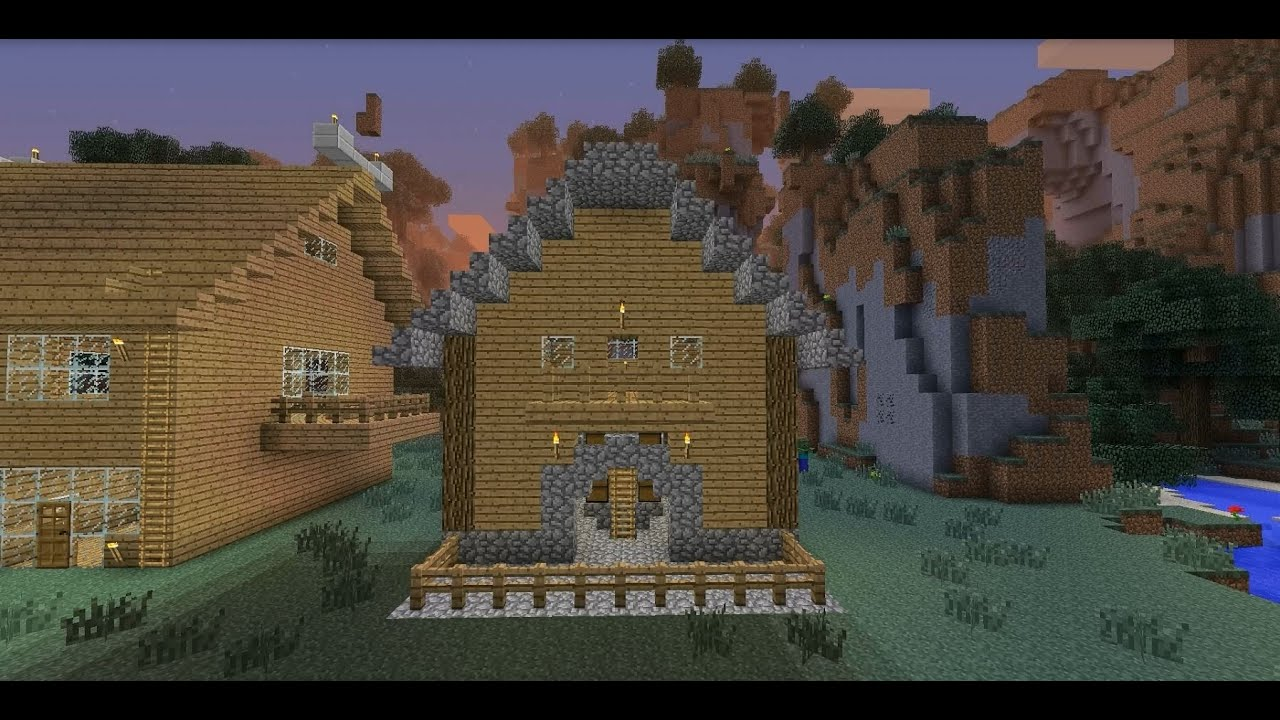 Deutsch let 39 s build gronkh 39 s lagerhaus 3 minecraft - Minecraft dach bauen ...