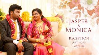 Jasper & Monica Reception | July 14, 2021 | Madurai