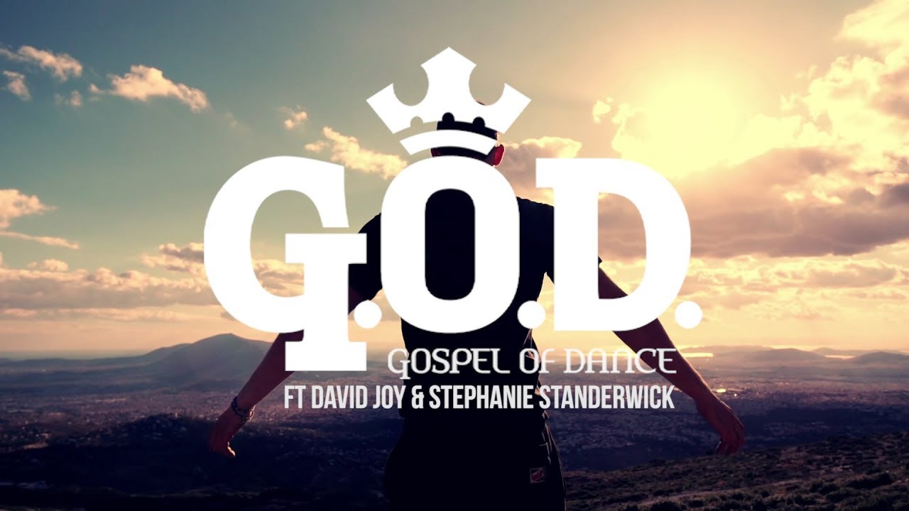 Bold & Crazy Love - Gospel of Dance feat David Joy & Stephanie Standerwick  (with lyrics)