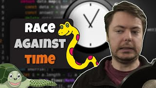 Coding a Snake Game in 5 mins with Javascript - Speed Coding