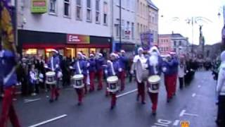 Rising Sons of the Valley 3 @ Apprentice Boys of Derry Shutting of the Gates Parade 2009