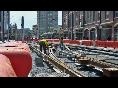 SFMTA Says Contractor Laid Wrong Type of Track for Central Subway