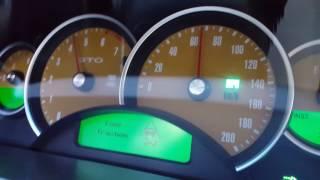 Pontiac GTO BRUTAL stock 20-120 acceleration!