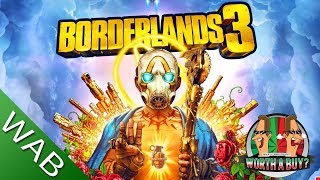 Borderlands 3 Review - Is it worth a buy? (Video Game Video Review)