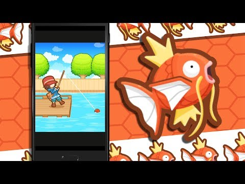Pokémon launches Magikarp Jump, a new iOS and Android game