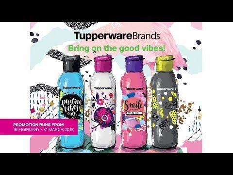 Tupperware Brands Malaysia Campaign 2 | 16 Feb - 31 Mar 2018