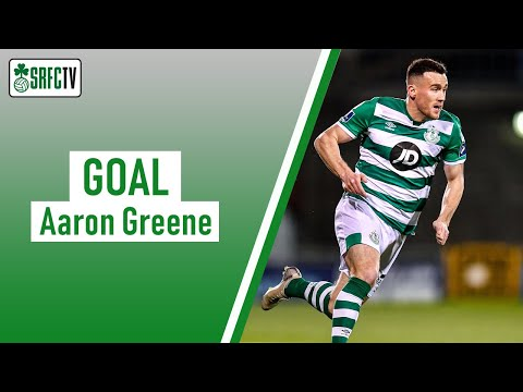 Aaron Greene 2nd v Cork City | 12th September 2020
