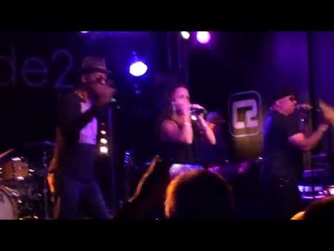 Shalamar live at Concorde2 - 01 Make That Move Friends Sweeter As The Days Go By