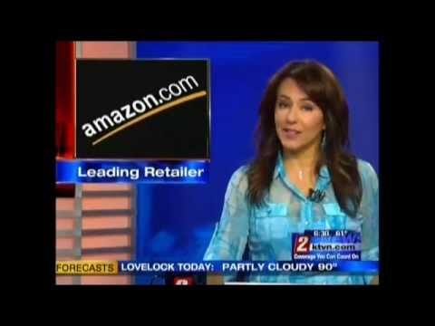 News 2 Blooper: Amazon vs. WalMart - YouTube