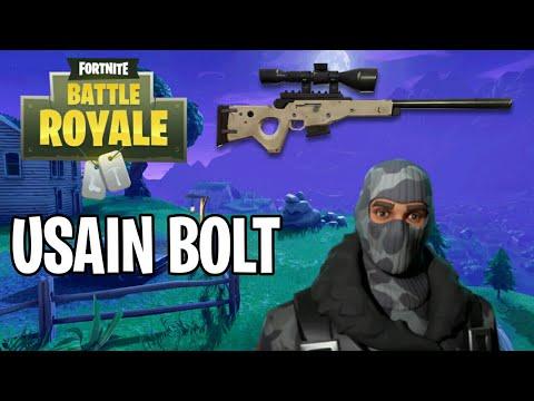 Fortnite Battle Royale - Legendary Bolt Action Sniper ...