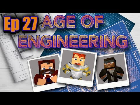 Enriched Uranium! | Age of Engineering w/ Modii101 & Snoop787 Ep27
