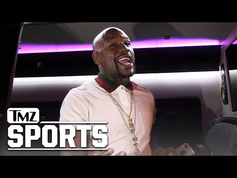 Thumbnail: FLOYD MAYWEATHER HERE'S WHY MCGREGOR COULD BEAT ME ... | TMZ Sports