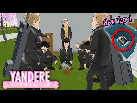 NEW AND OLD DELINQUENTS TOGETHER | Yandere Simulator ( NEW BUILD )