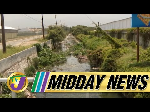 15 Storms Forecast this Hurricane Season, Is Jamaica Ready   TVJ Midday News - June 28 2021