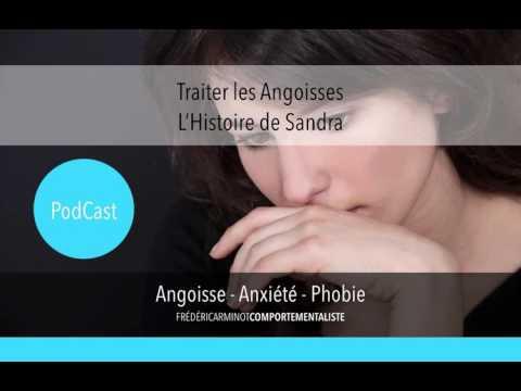 Les Angoisses de Sandra